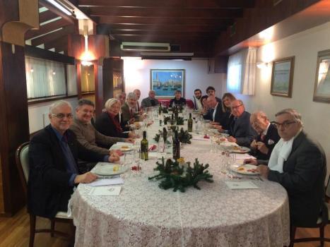 pranzo Natale soci ARGAV 12 dicembre 2015