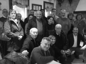 Soci Argav a Segusino 2 gennaio 2016