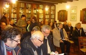 Platea incontro ARGAV Wigwam Agronet dicembre 2012