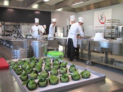 a vicenza, il primo master della cucina italiana. ai dieci allievi ... - Master Cucina Italiana