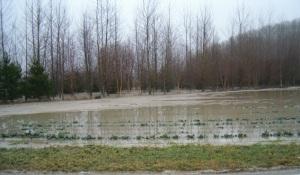 campi allagati