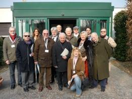 Soci ARGAV in visita all'IZSVe 1 marzo 2013