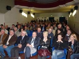 Platea convegno Coldiretti PAC