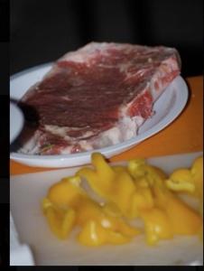 Carne griglia Festa Agricoltura Mirano