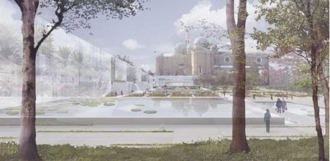 Nuove serre Orto Botanico Padova