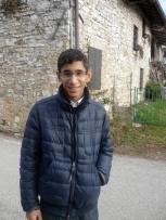 Francesco giovani amico del presepio