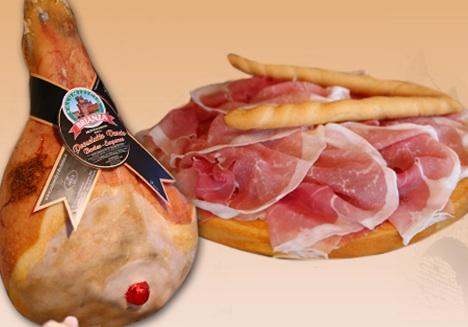 Prosciutto Dop Montagnana