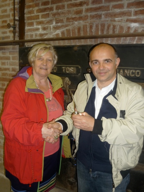 Mirka e Francesco Beltrame