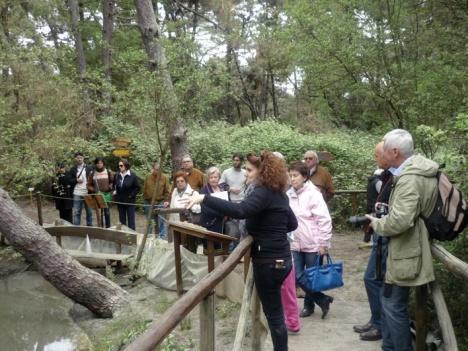 Soci ARGAV Giardino Botanico Porto Caleri