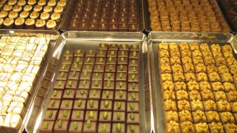 Cioccolata e cioccolata....
