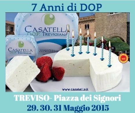 Casatella Trevigiana anniversario