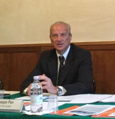 Pan e dirigenti settore agricoltura Regione Veneto