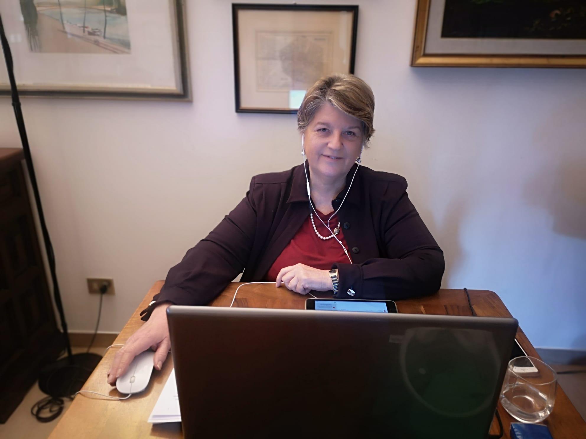 Lisa Bellocchi_Chairwoman Enaj 2021_1